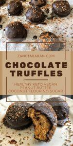 Chocolate Truffles Dessert