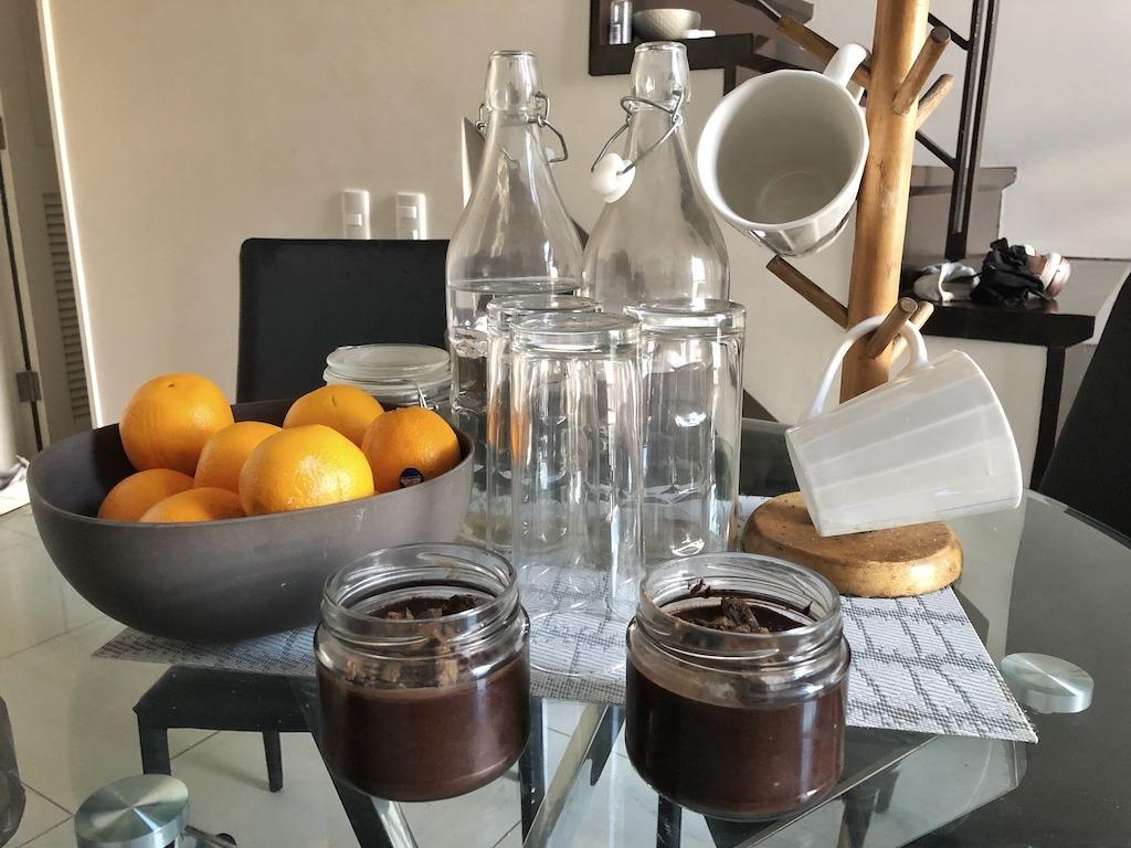 Homemade Quick Healthy Keto No Sugar Chocolate In Jar Kitchen
