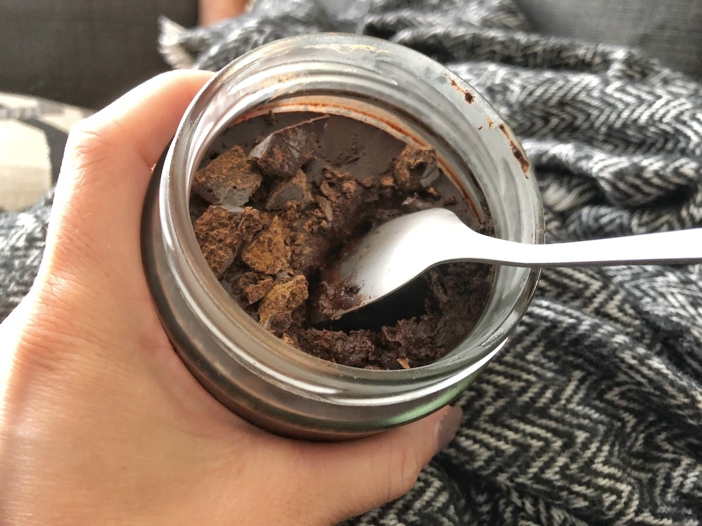 Homemade Quick Healthy Keto No Sugar Chocolate In Jar Love It