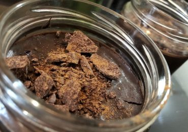 Homemade Keto Sugar Free Chocolate Mousse In Jar