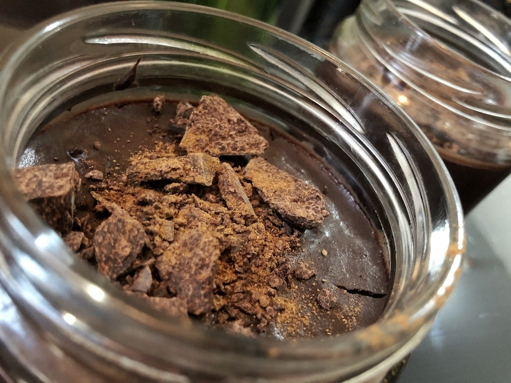 Homemade Quick Healthy Keto No Sugar Chocolate In Jars Cacao