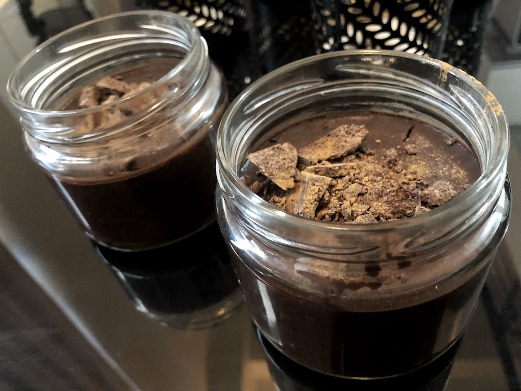 Homemade Quick Healthy Keto No Sugar Chocolate In Jars Idea Dessert