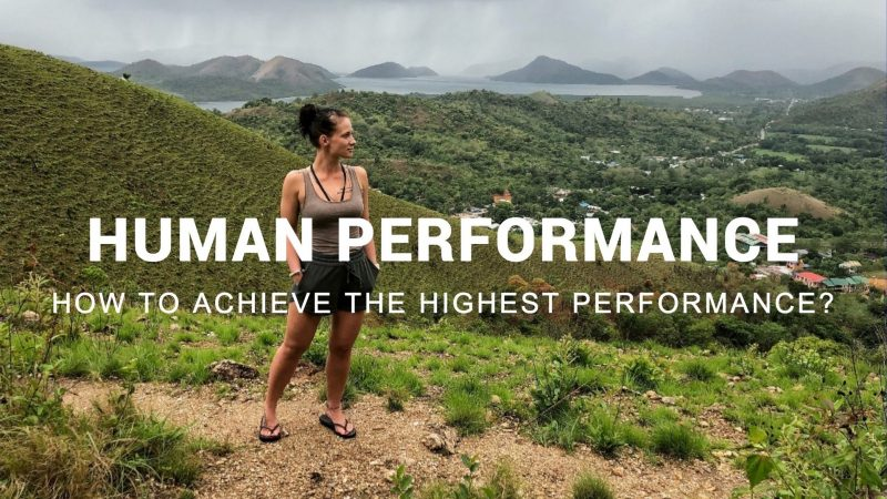 Human Performance – How To Achieve The Highest Performance?