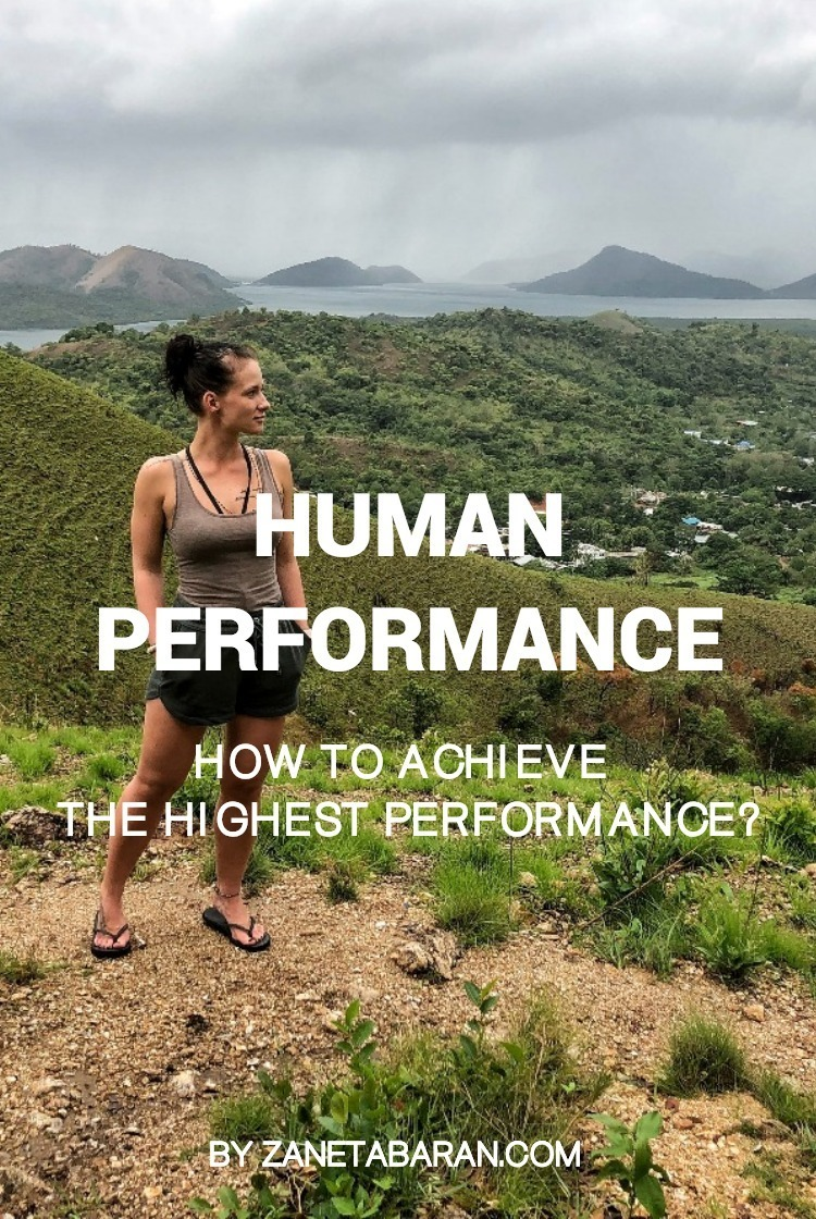 Pinterest Human Performance - How To Achieve The Highest Performance