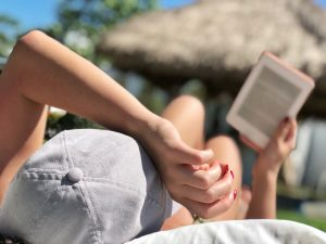 Quick Weekend Getaway From Manila - Private Resort In Zambales Reading Kindle