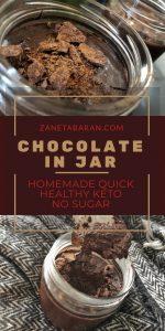 Chocolate Jars Dessert