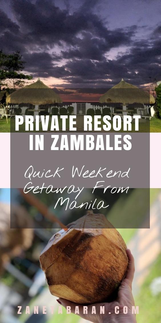 Pinterest Zambales Resort
