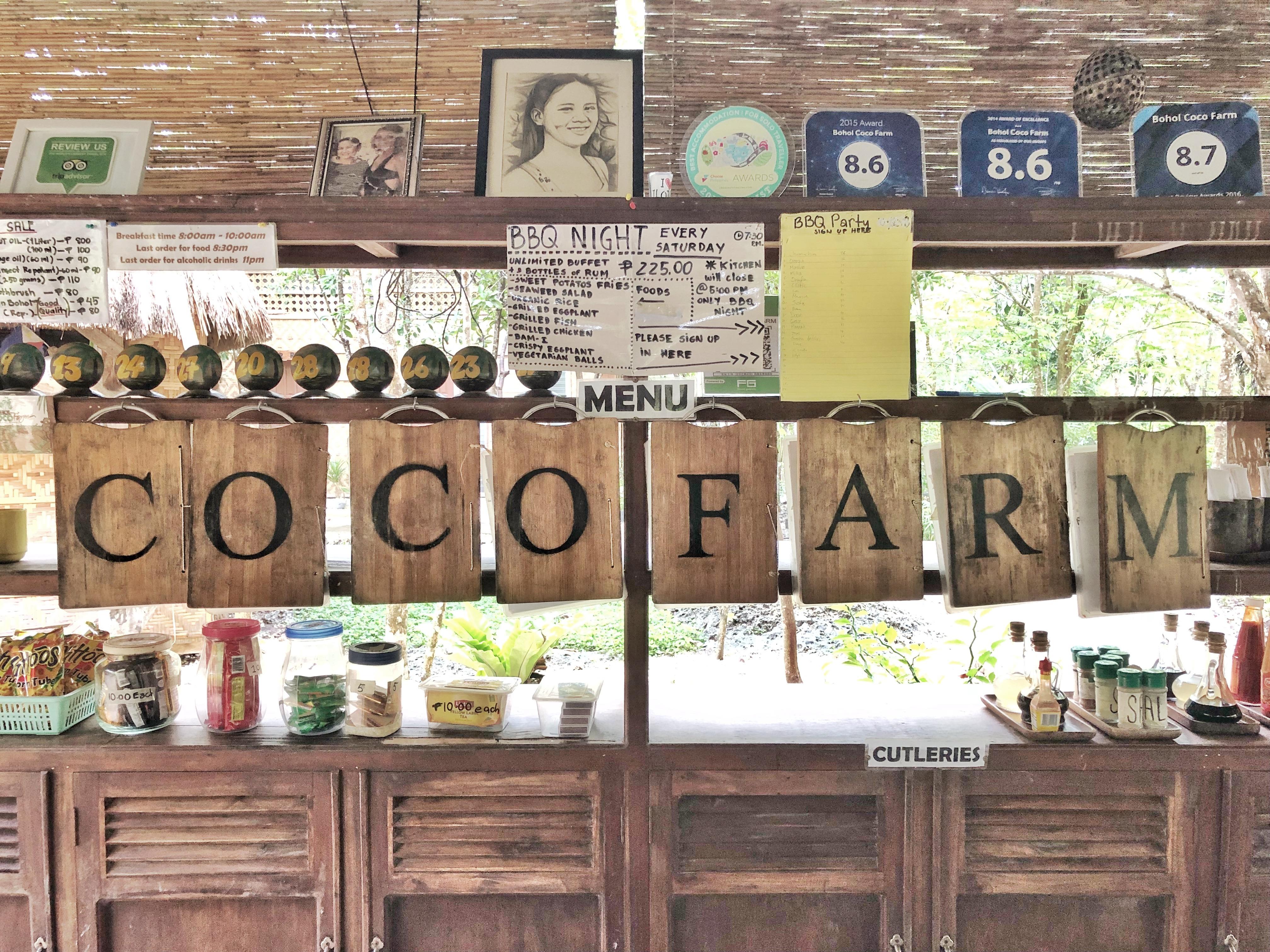 Bohol Coco Farm Restaurant