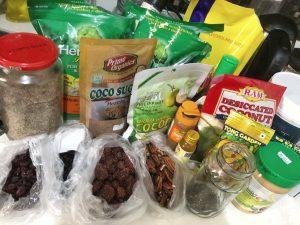 Granola Bar - Homemade Vegan Paleo Keto No Sugar Quick Snack Products