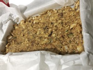 Granola Bar - Homemade Vegan Paleo Keto Quick Snack