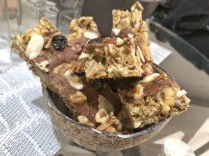 Granola Bar - Homemade Vegan Paleo Keto Snack