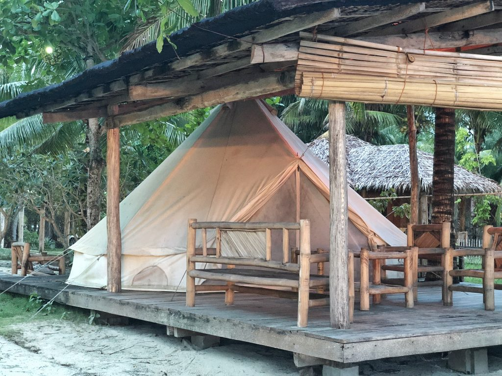 Hostel Recommendation when travelling to Siquijor – Glamping Siquijor