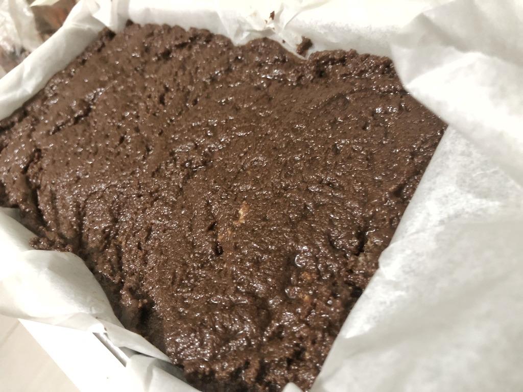 Peanut Butter Chocolate Fudge - Keto Low Carb Sugar Free Dessert Trey