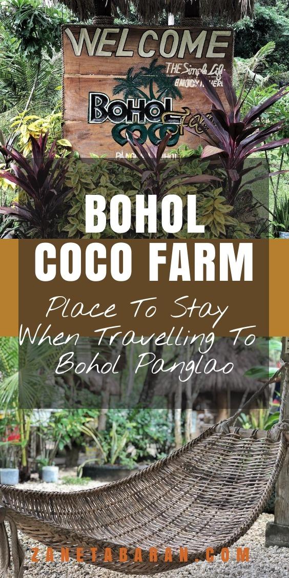 Pinterest Bohol Coco Farm Bohol