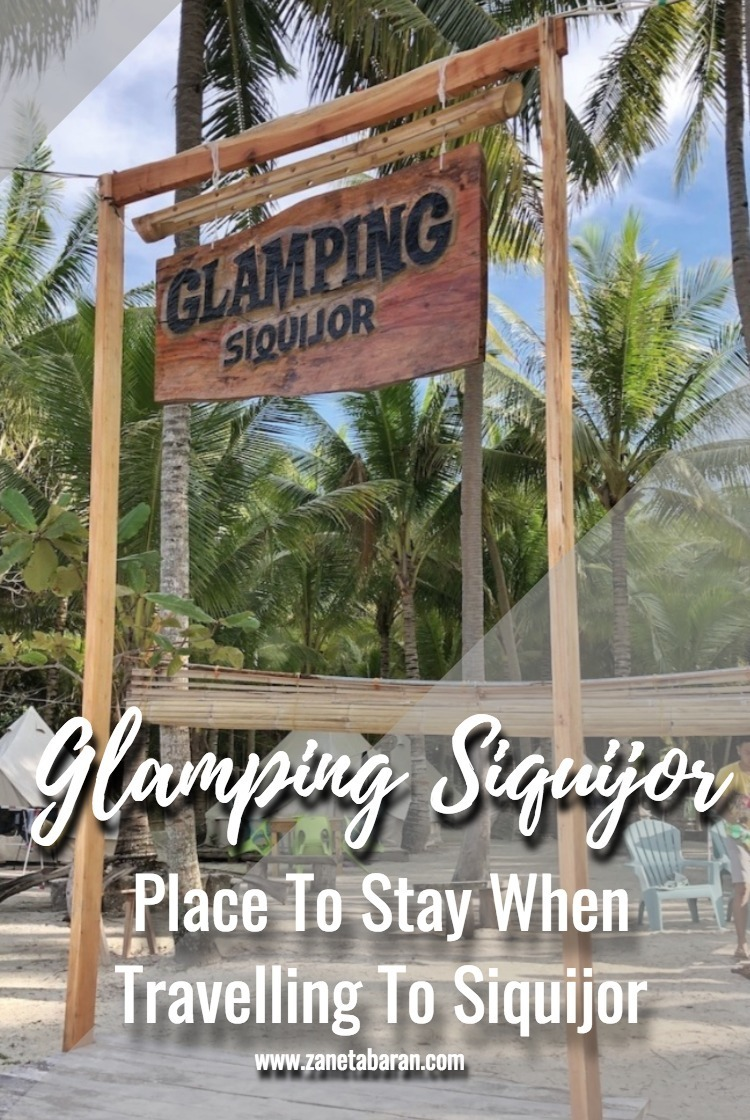 Pinterest Place To Stay When Travelling To Siquijor – Glamping Siquijor