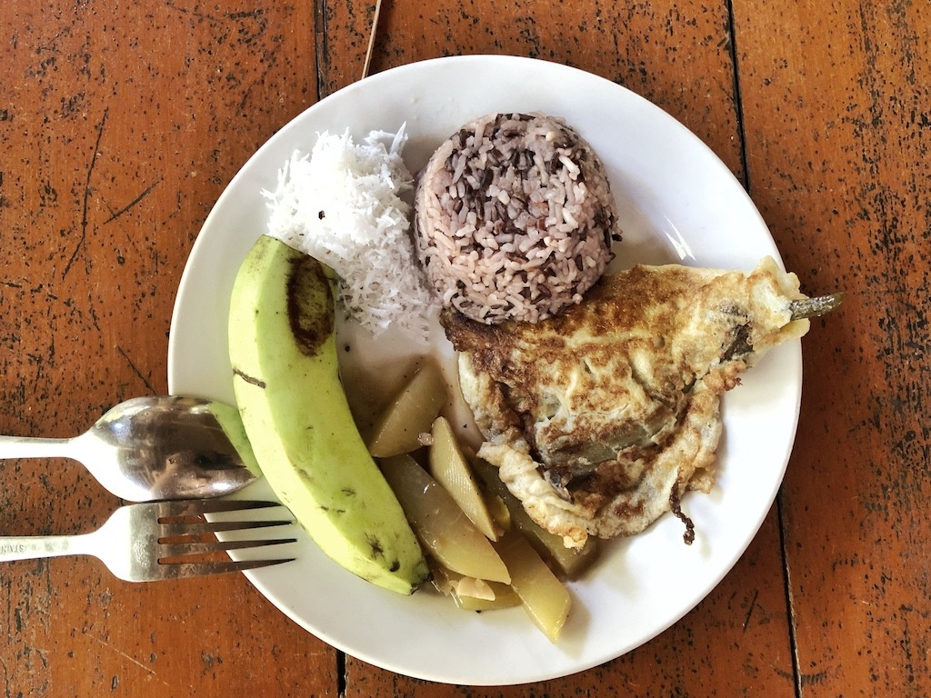 Place To Stay When Travelling To Bohol Panglao – Bohol Coco Farm Organic Breakfast