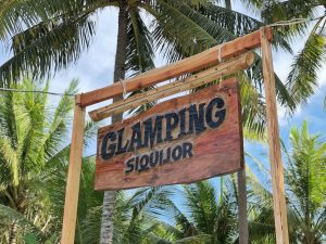 Where to stay when travelling to Siquijor – Glamping Siquijor