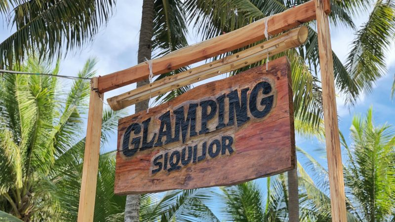 Place To Stay When Travelling To Siquijor – Glamping Siquijor