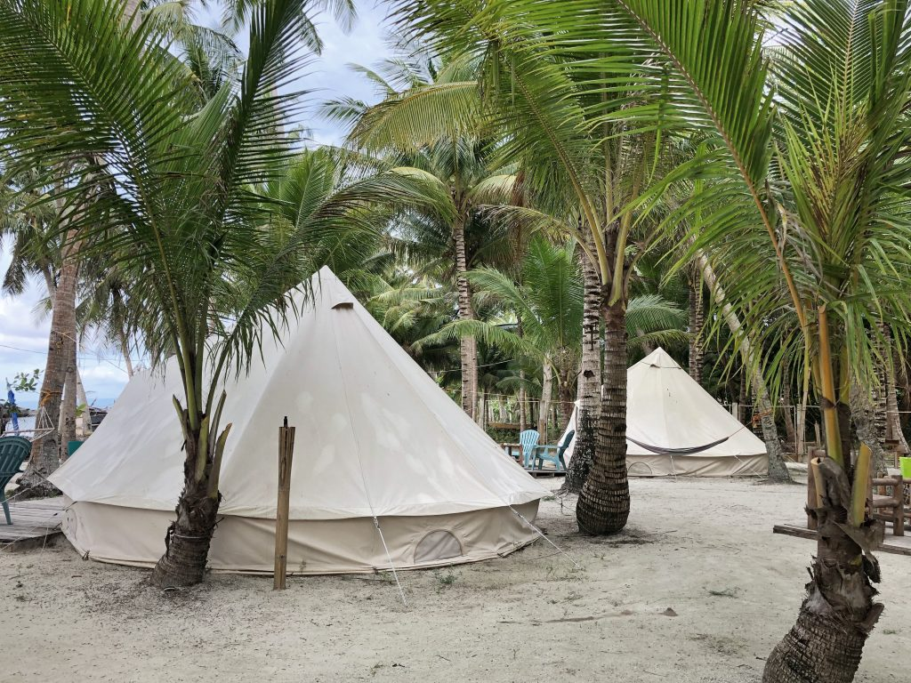 Where to stay when travelling to Siquijor – Glamping Siquijor Vacation