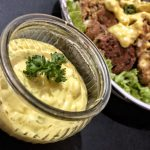 Best Easy Creamy Mustard BBQ Sauce For Fish Beef Or Chicken - Healthy Keto Sugar Free Low Carb