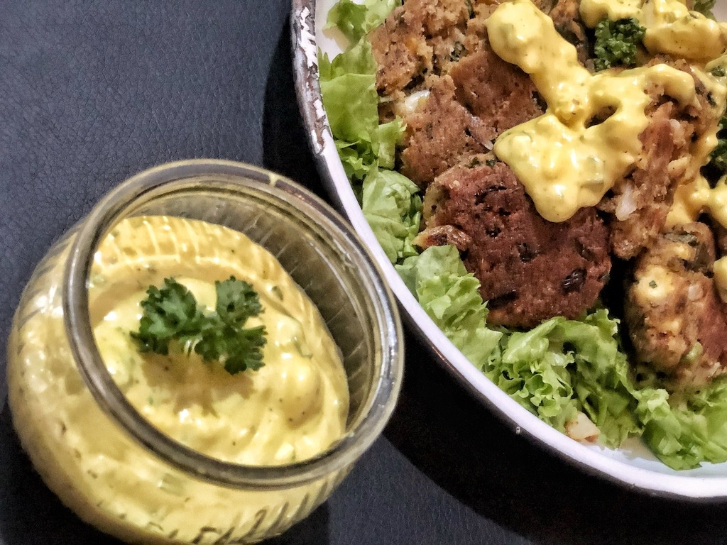 Easy Creamy Mustard BBQ Sauce For Fish Beef Or Chicken - Healthy Keto Sugar Free Low Carb Must Try