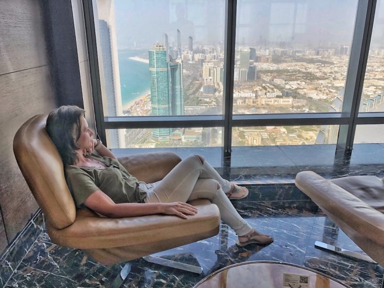 View From Dubai