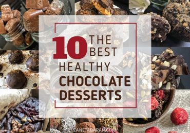 10 The Best Healthy Chocolate Desserts