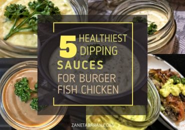 5 Healthiest Dipping Sauces For Burger Fish Chicken