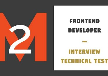 Magento 2 Frontend Developer Interview – Technical Test