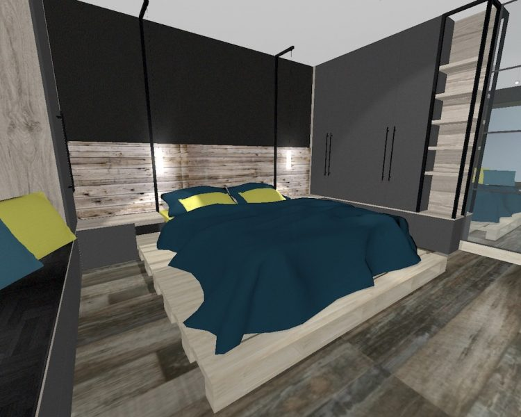 Bedroom Plan Interior
