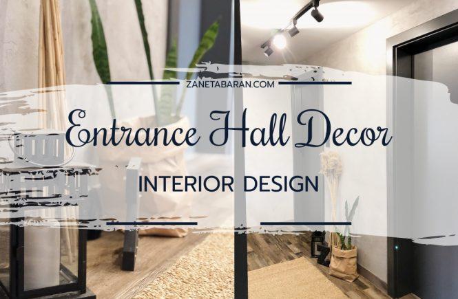 Entrance Hall Decor Interior Design