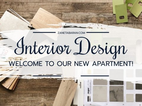 Interior Design – Welcome to our new apartment!