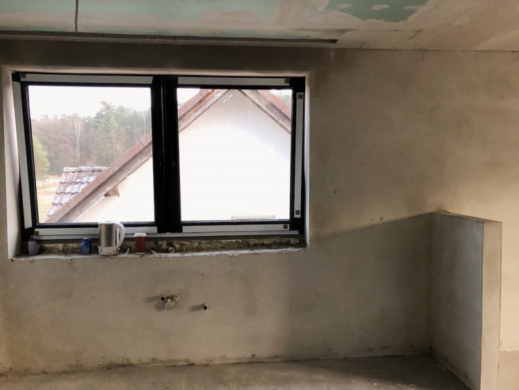 Kitchen Window Renovation