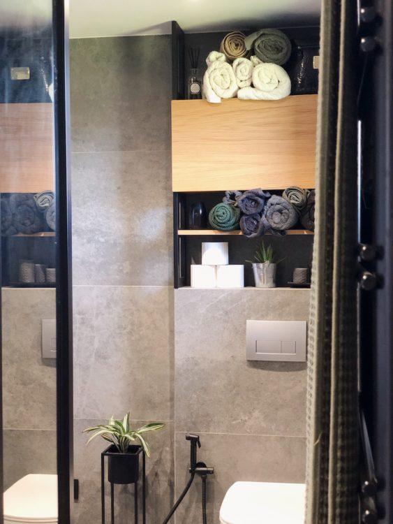After Picture Bathroom Makeover Interior Design