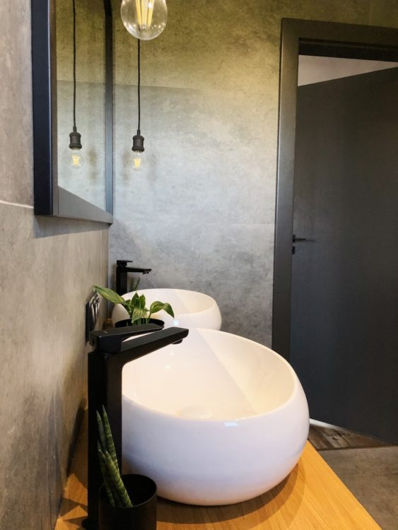Bathroom Makeover Interior Design
