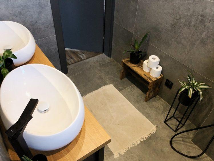 Bathroom Makeover Interior Design After Picture
