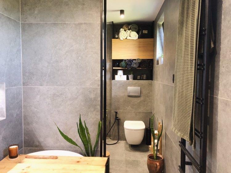 Bathroom Makeover Interior Design Modern Style