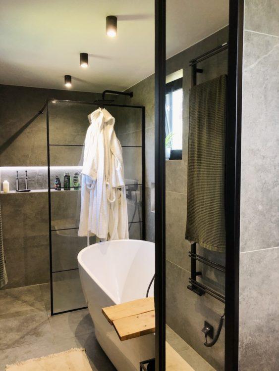 Bathroom Makeover Interior Design Raw