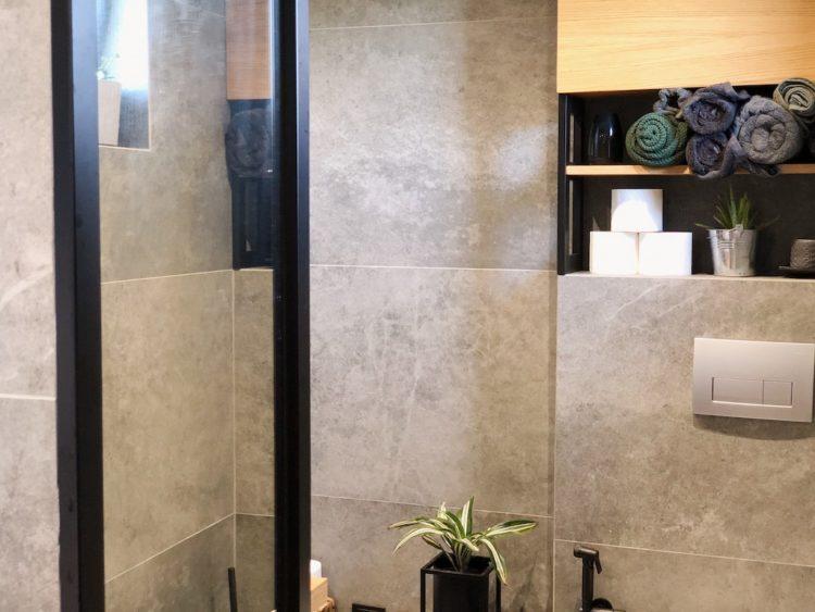 Bathroom Makeover Interior Design Second Room