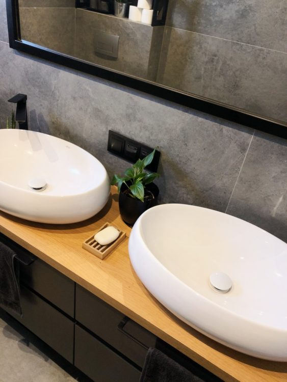 Bathroom Makeover Interior Design Sinks For Her and Him