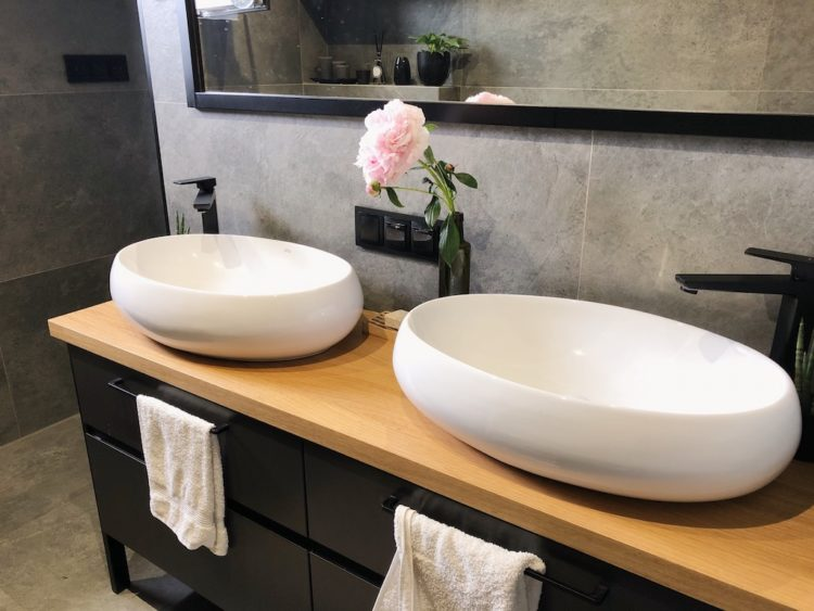 Bathroom Renovation Best Decision Two Sinks