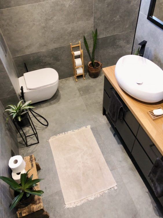 Bathroom Renovation Cosy Layout