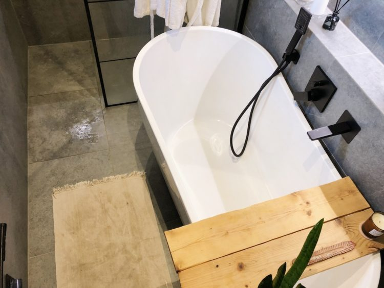 Bathroom Renovation Difficult Layout