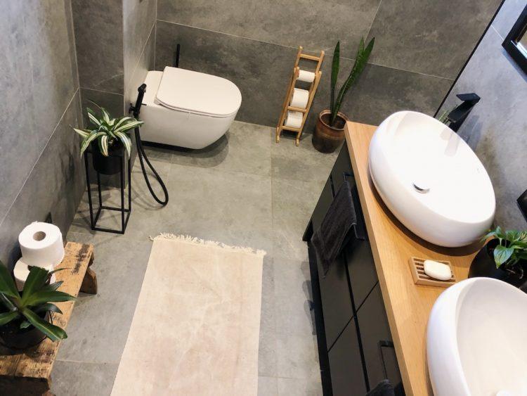 Bathroom Renovation Layout