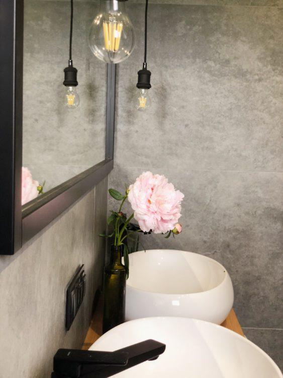 Bathroom Renovation Lights