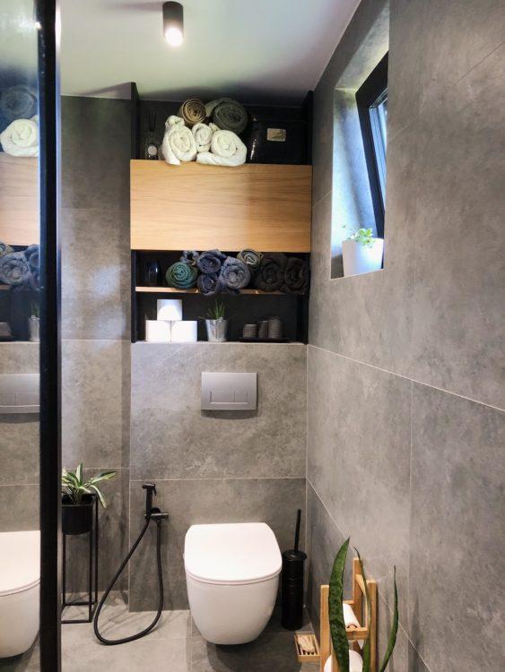 Bathroom Renovation Separate Space