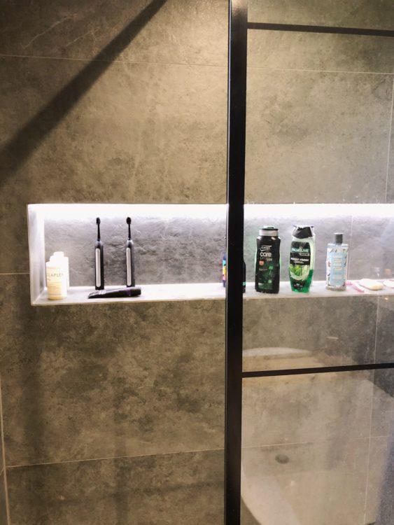 Bathroom Renovation Shower