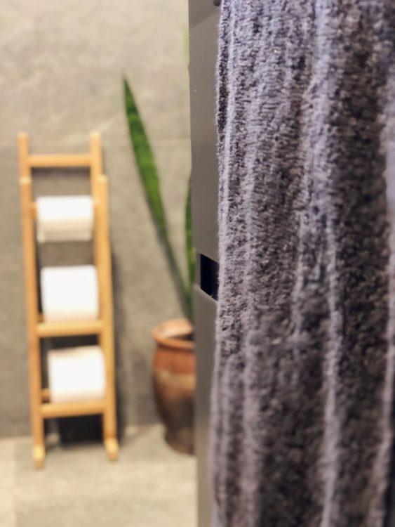 Bathroom Renovation Towels