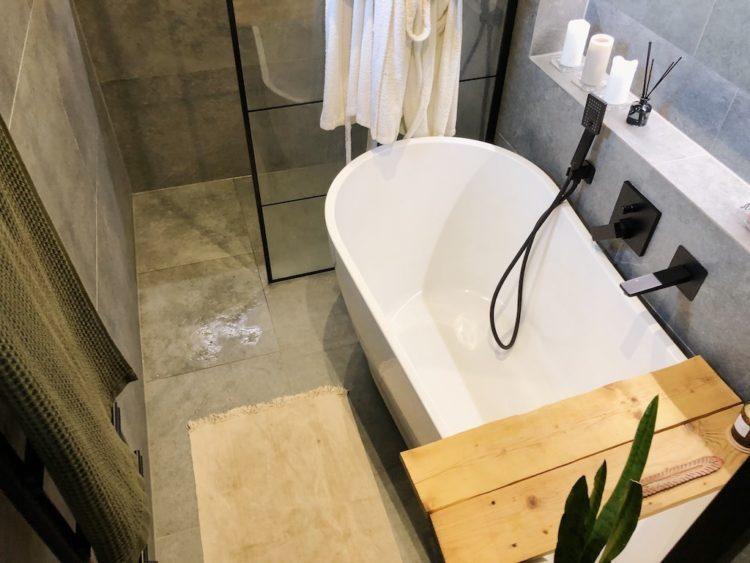 Bathroom Renovation Two Rooms
