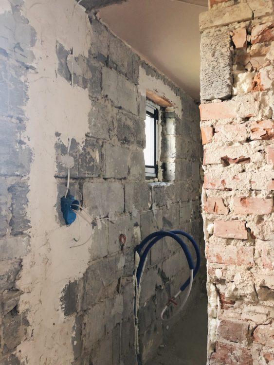 Bathroom Renovation Water Installation